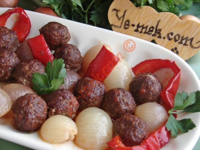 Soğan Kebabı (Gaziantep) Resimli Tarifi - Yemek Tarifleri