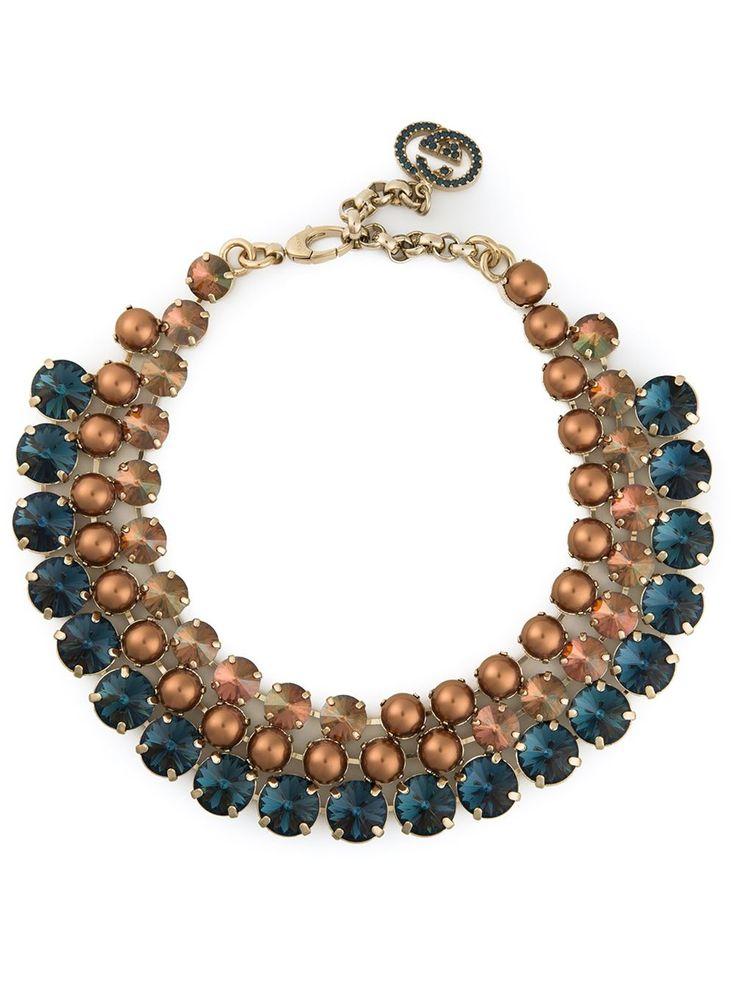Женщины - Gucci украшен ожерелье - Tessabit.com - Роскошные Мода для мужчин и женщин: доставка по всему миру