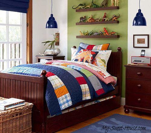 49 best Boys bedroom ideas images on Pinterest Bedroom ideas - dinosaur bedroom ideas