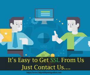 It's easy to get SSL from us. Just contact us!! #httptohttpsmigration #httptohttps #http #https #ssl