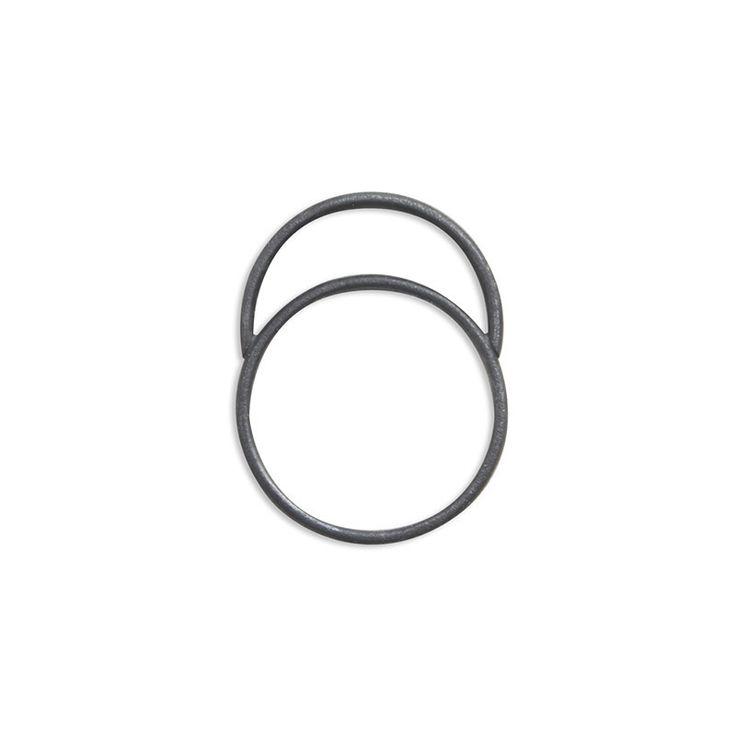 Les Geometriques Nro 35 Ring \ AgJc