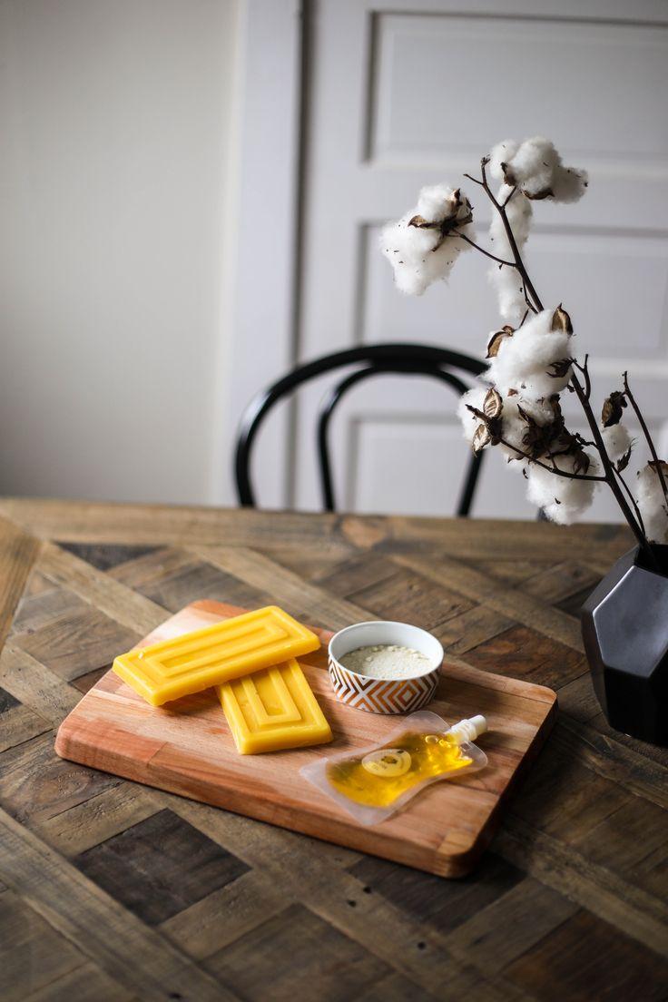 Tree of Life Blog: DIY Beeswax Food Wrap