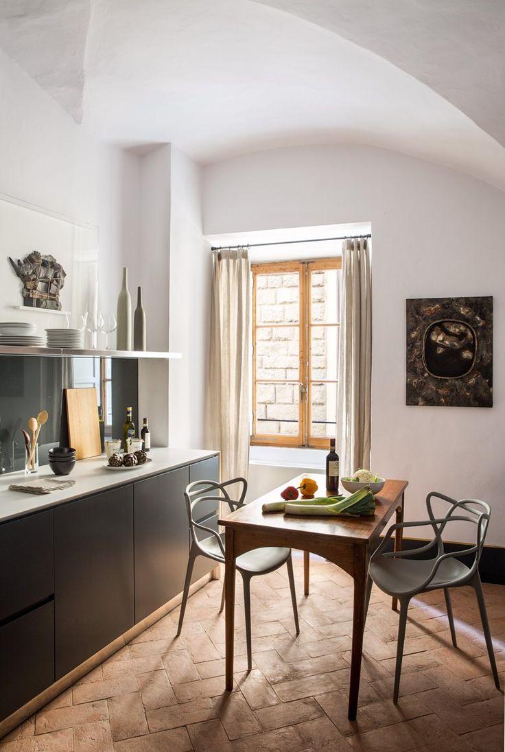 Sotto le antiche volte, Florence, 2017 - Claudia Pelizzari Interior Design
