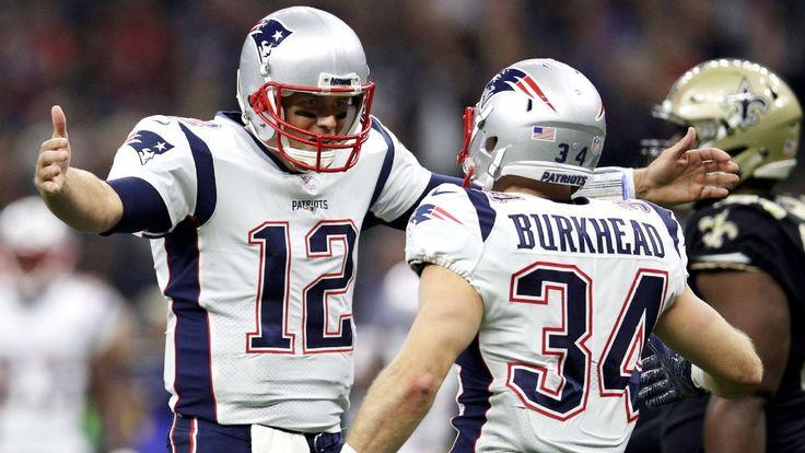 Tom Brady's masterpiece has Patriots looking like the Patriots again #FansnStars