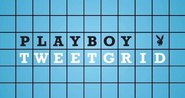 Case:Tweetgrid 男性誌「Playboy」がTwitter上でのプレゼンスを高めることを意図して仕掛けたプロモーション。  「Playboy」はアルゼンチンで大人気のエンタメ番組「S