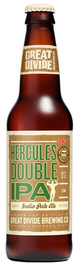 HERCULES DOUBLEIPAis not for the faint of heart. It is,however, fit for the gods. HERCULESdelivers a huge amount of hops from startto finish. Its hefty backbone of nutty, maltysweetness balances its aggressive hopprofile.  ABV.: 10%    This is an awesome beer.  If you're in the Denver area you owe it to yourself to get this on tap.  No seriously stop by there now.. yes now..