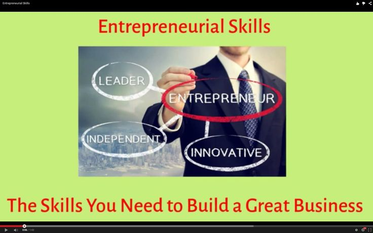 Entrepreneurial Skills  If you want to start a business, it's essential to learn the specific skills that underpin these qualities.   https://www.brightonsbm.com/news/?p=5214&preview=true