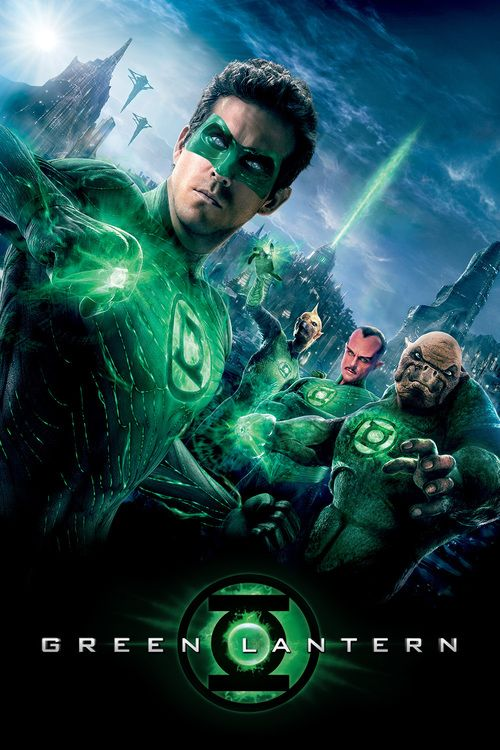 Watch Green Lantern Full-Movie