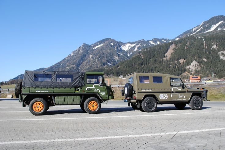 Steyr-Puch Revival at Globetrotter-Rodeo - Steyr Motors