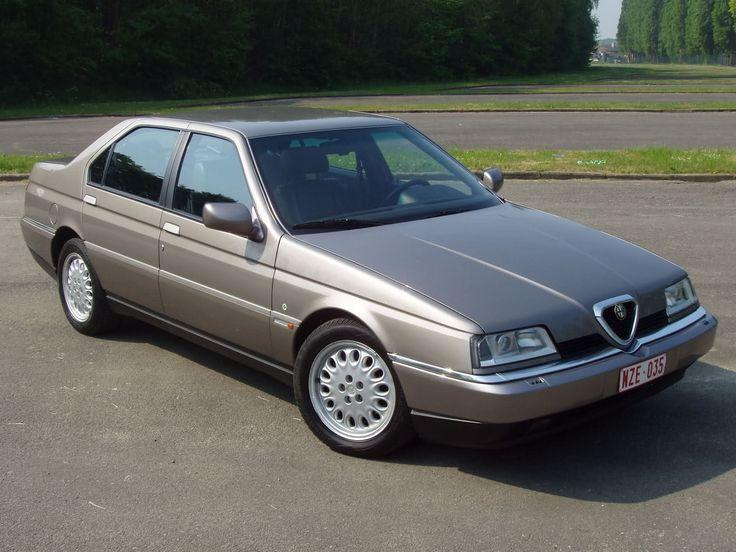 Alfa Romeo 164 3.0 V6 (1993)