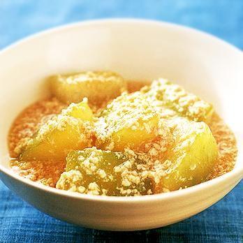 とうがんのそぼろ煮 | 石原洋子さんの煮ものの料理レシピ | プロの簡単料理レシピはレタスクラブニュース