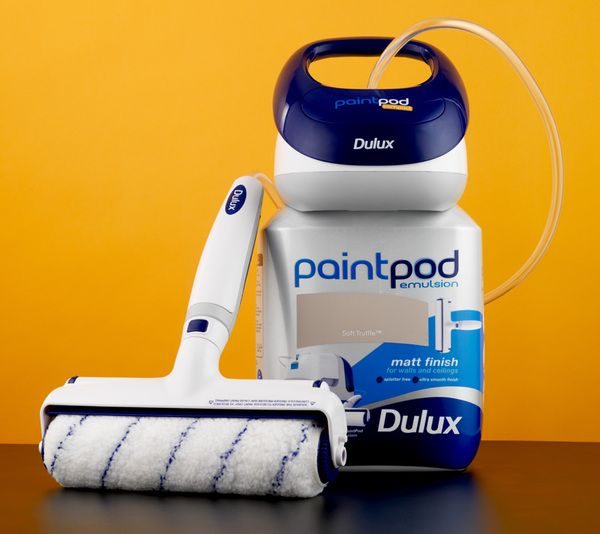dulux paint pod. wish i would have had this when i was painting the bedroom!