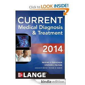 66 best medical books images on pinterest medical terminology current medical diagnosis and treatment 2014 fandeluxe Gallery