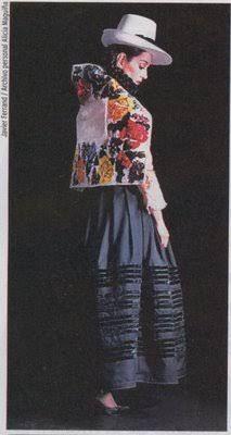 Resultado de imagen para traje tipico de JAUJA