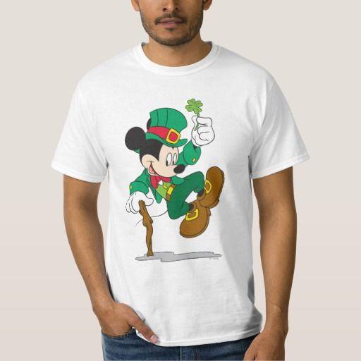 Mickey the Leprechaun