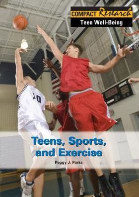 """796.083 PAR - Health-care professionals say that young people need at least sixty minutes of exercise each day, which many get through sports involvement and exercise programs -but a growing number of teens are inactive, largely because of too much """"screen time."""" This title examines What Are the Benefits of Sports and Exercise for Teens? Is Too Much Emphasis Placed on Teen Sports? What Risks Are Involved for Teens Who Play Sports? and How Serious a Problem Is Drug Use Among Teen Athletes?"""