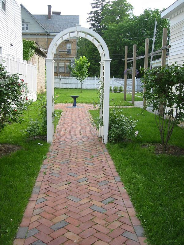 34 best images about brick walkway on pinterest