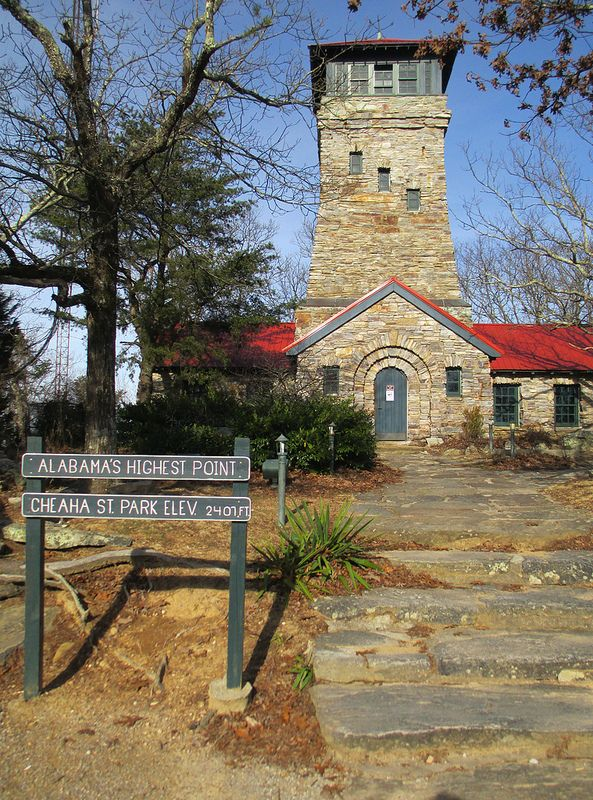 17 Best Images About Cheaha St Park Al On Pinterest