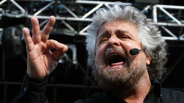 Qual'è la verità su Beppe Grillo?Cosa si nasconde dietro di lui e al Movimento 5 Stelle?Chi è Casaleggio e perchè porta il cappello?