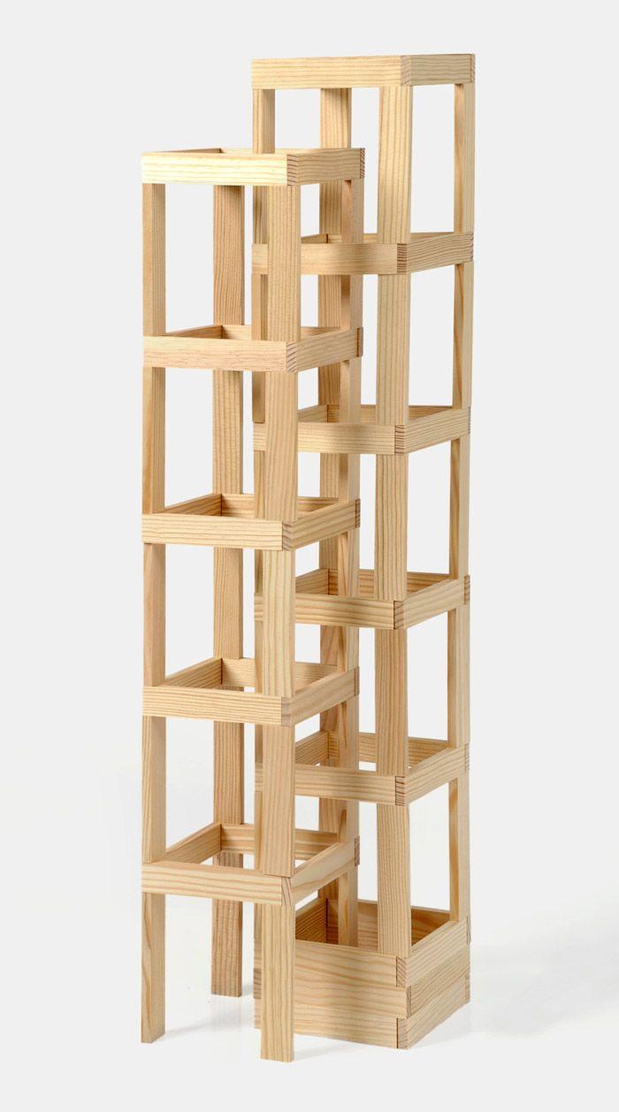 Bauen in jede Richtung ... Bausteine von KAPLA bei Echtkind ... https://www.echtkind.de/themenwelten/marken/kapla