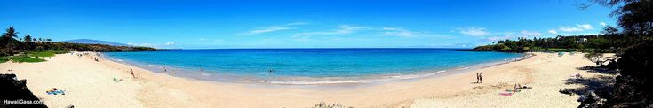 my favorite beach... Hapuna Beach on the Big Island of Hawaii