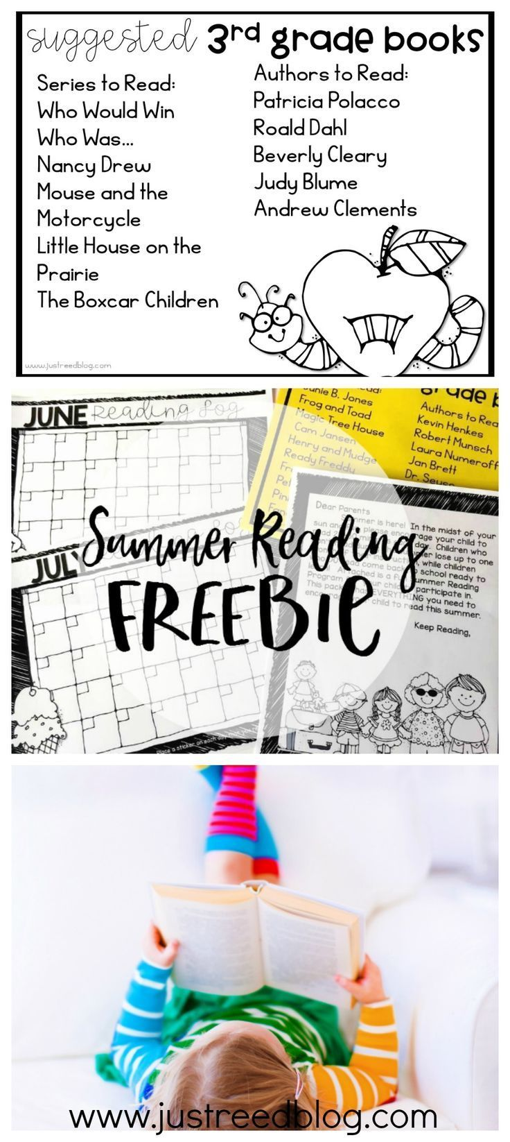 Keep Em Reading ALL SUMMER LONG With This FREE Summer Program