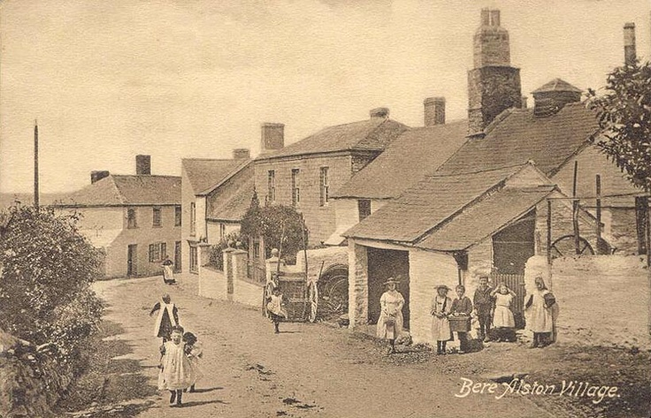 Devon, Bere Alston c.1911