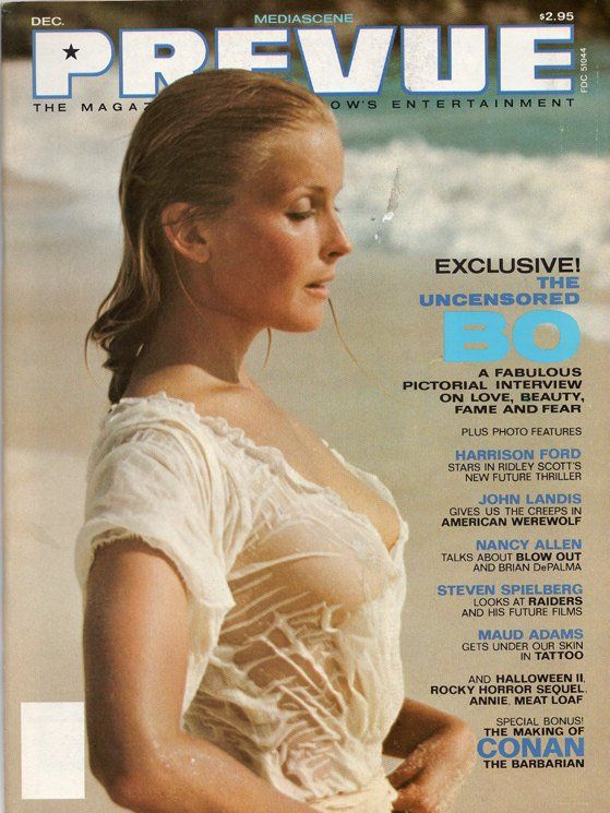 Derek 46  1981 MEDIASCENE PREVIEW Bo Vol2#46. Nov/Dec