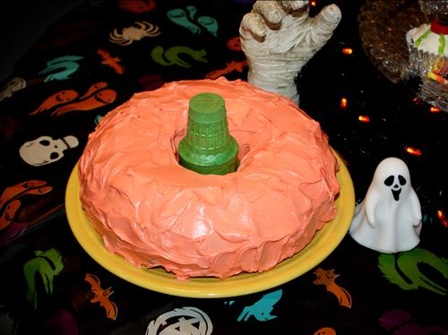 Great Pumpkin Cake