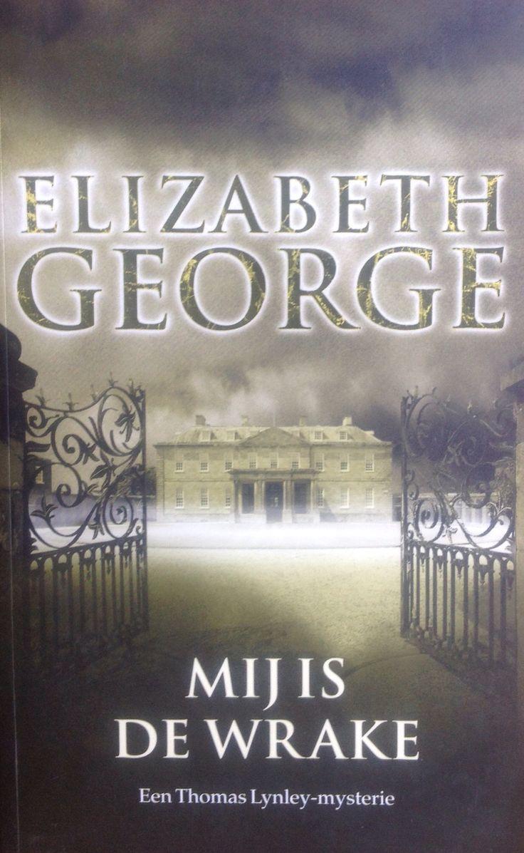 Elizabeth George: mij is de wrake (1991)