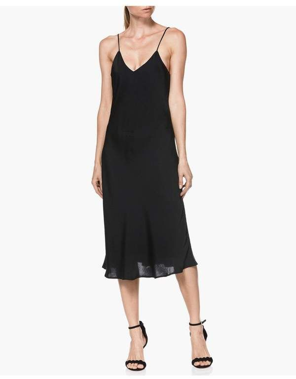Paige Cicely Gown – Black