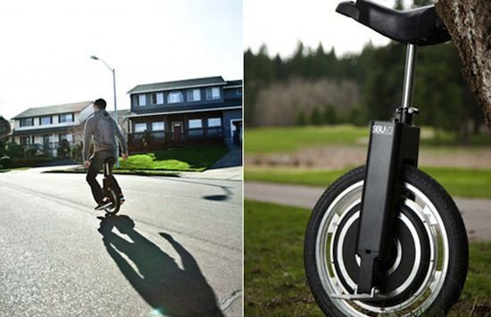 Self-Balancing Unicycle V3 gives you all the fun of a Segway on one wheel