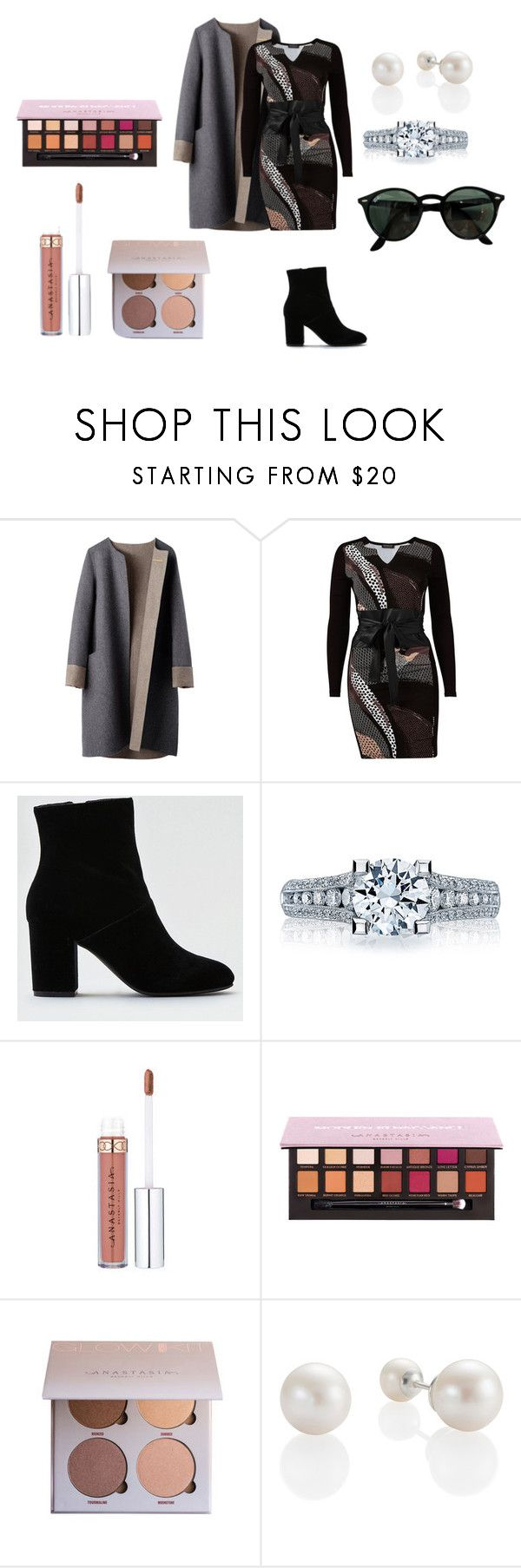 """""""...."""" by kkristinss on Polyvore featuring Venus, American Eagle Outfitters, Tacori and Ray-Ban"""