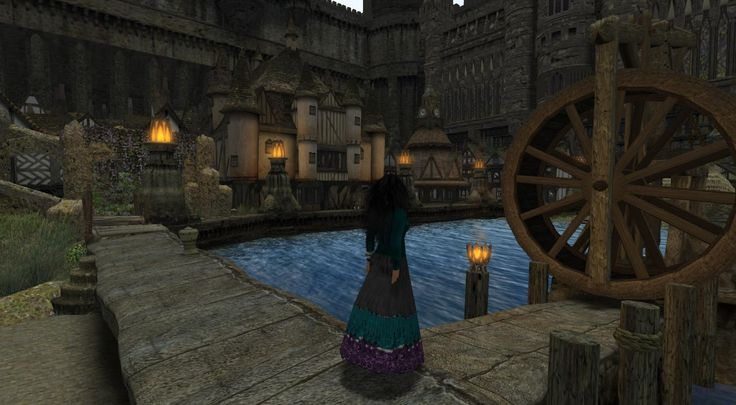 Harbout, Castle of Lar, Inworldz