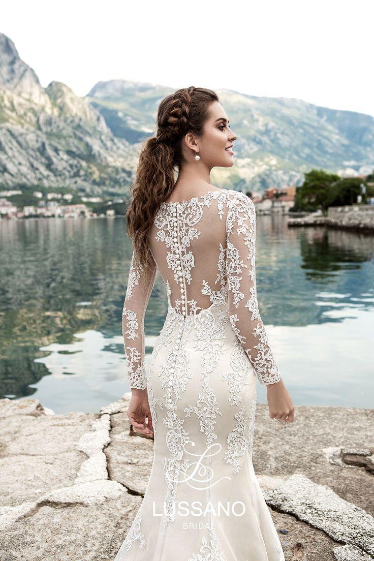 35 best Lussano Bridal images on Pinterest | Hochzeitskleider ...