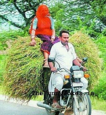 Bike Ride Indian Style Like A Boss