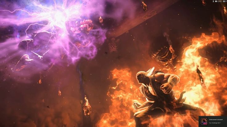 [GG] Tekken7 Story #1 : chap 1-8 : การเดินทางครั้งใหม่ เพื่อจบทุกสิ่งที่...