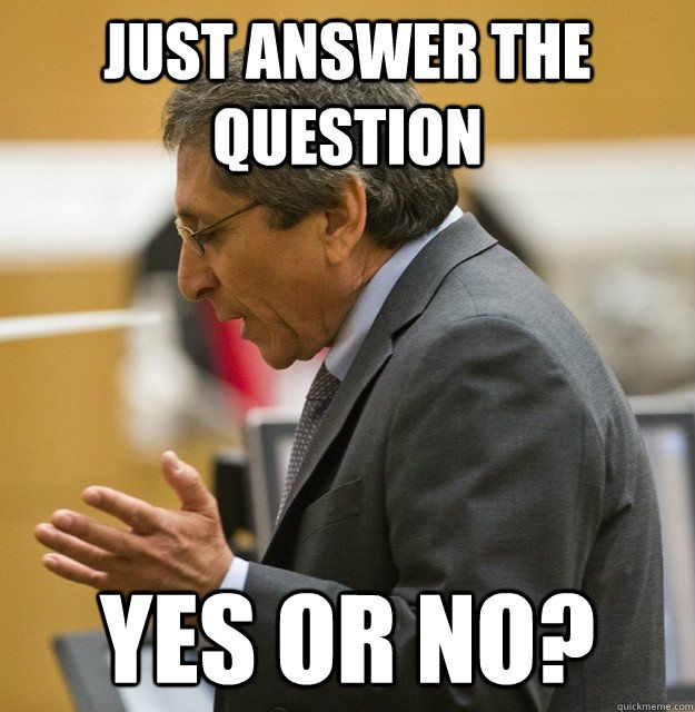 Just Answer The Question Yes Or No This Or That Questions Question Meme Memes