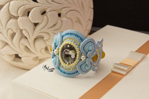 Hey, I found this really awesome Etsy listing at https://www.etsy.com/au/listing/245363134/soutache-braceletsoutache-jewelry