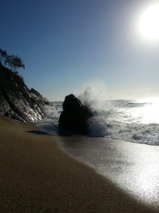 Sapphire beach, Coffs Harbour, NSW, Australia