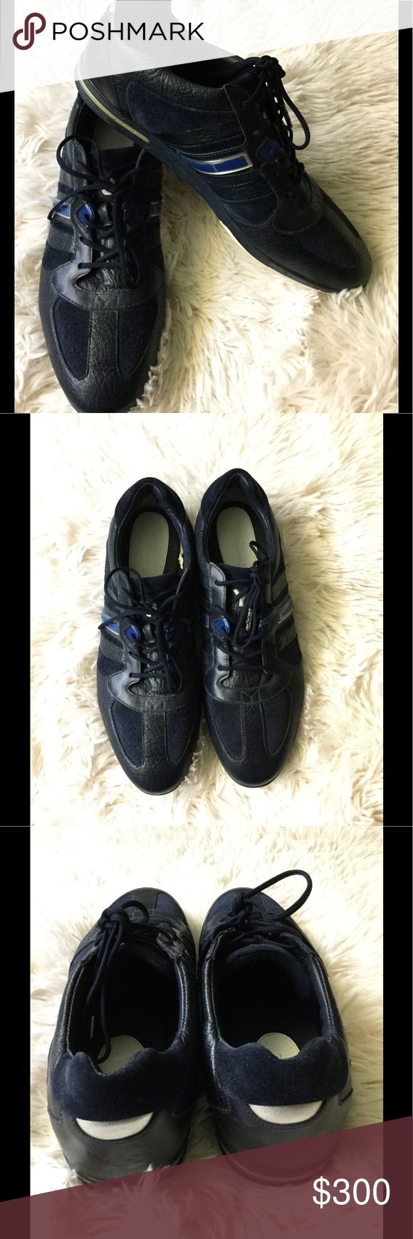 RARE sneakers men shoes men  Adidas on y 3  RARE sneakers hard to find Excellent condition  no visible sign of wear very loved  & super comfortable and open to offers classic boxing sneakers in beautiful color blue super detailed  Y-3 Shoes Sneakers