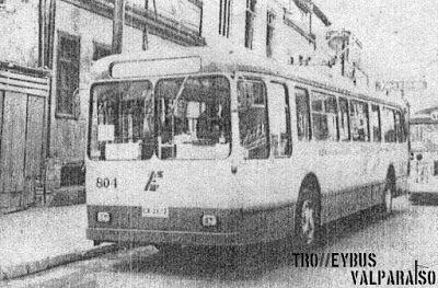 TrolleybusValparaíso * Sitio no oficial de los trolebuses de Valparaíso…