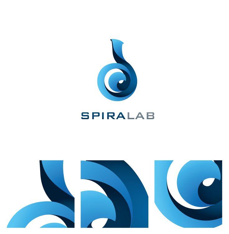SPIRALAB - personal work  http://www.behance.net/gallery/LOGOS-VOLUME-01/10734519