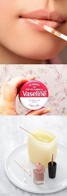 Вазелин – проверенный секрет красоты - для чего нужен вазелин, vaseline где купить, vaseline косметика