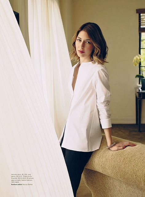 Sofia Coppola photographed by Paul Jasmin for Vogue Australia, August 2013