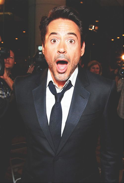 RDJ for you @Melody Federico