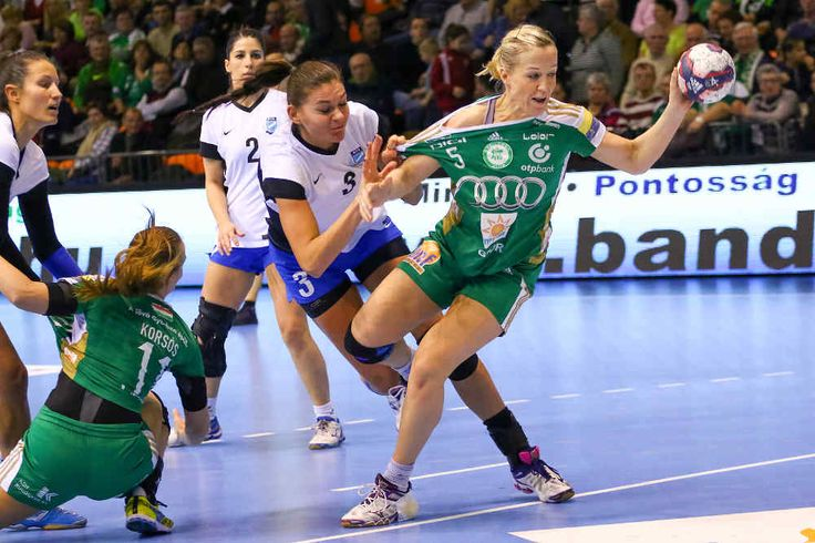 Győri Audi ETO KC bezwingt souverän MTK Budapest  #sport4 #sport4final #final4 #ballsport4 #györ #ambrosmartin #ungarn #heidilöke