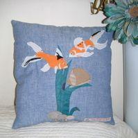 Personalised PET Cushion