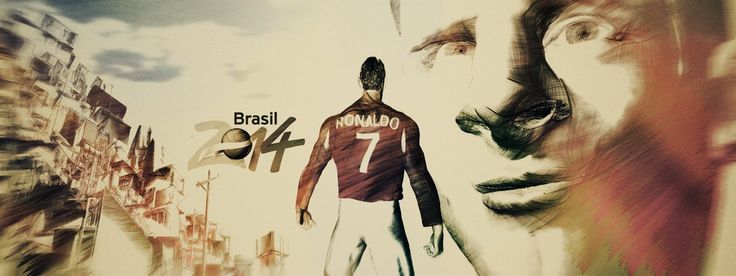 Messi + Neymar + Ronaldo - Brasil 2014. The world's greatest sporting event!  Please share with football fans!