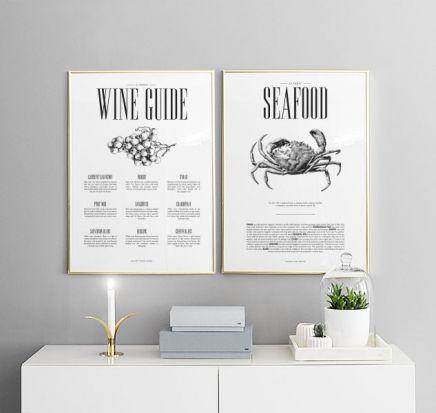 Vind modieuze posters naar de keuken voor een goede prijs in onze online winkel. www.desenio.nl